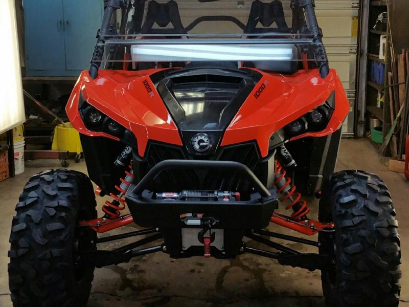 2015 Can Am Maverick
